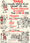 <p>Reunion Invitation</p>
