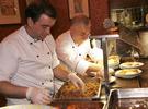 <p>Thanksgiving Dinner in De Nobili</p>