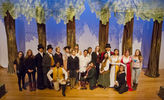 <p>HS Drama: <em>As You Like It </em>performed in the Palmer Cultural Center</p>