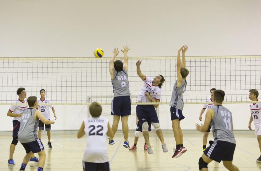 TASIS Boys Volleyball vs. Black Forrest Academy