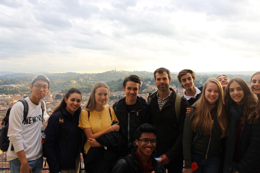 TASIS Group in Florence, 2016