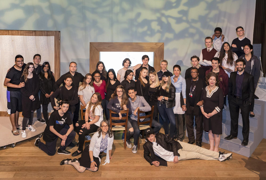 2017 Spring MCF: What a Life! Cast and Crew
