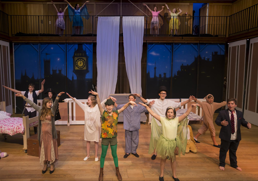 The Middle School Musical: Peter Pan JR.