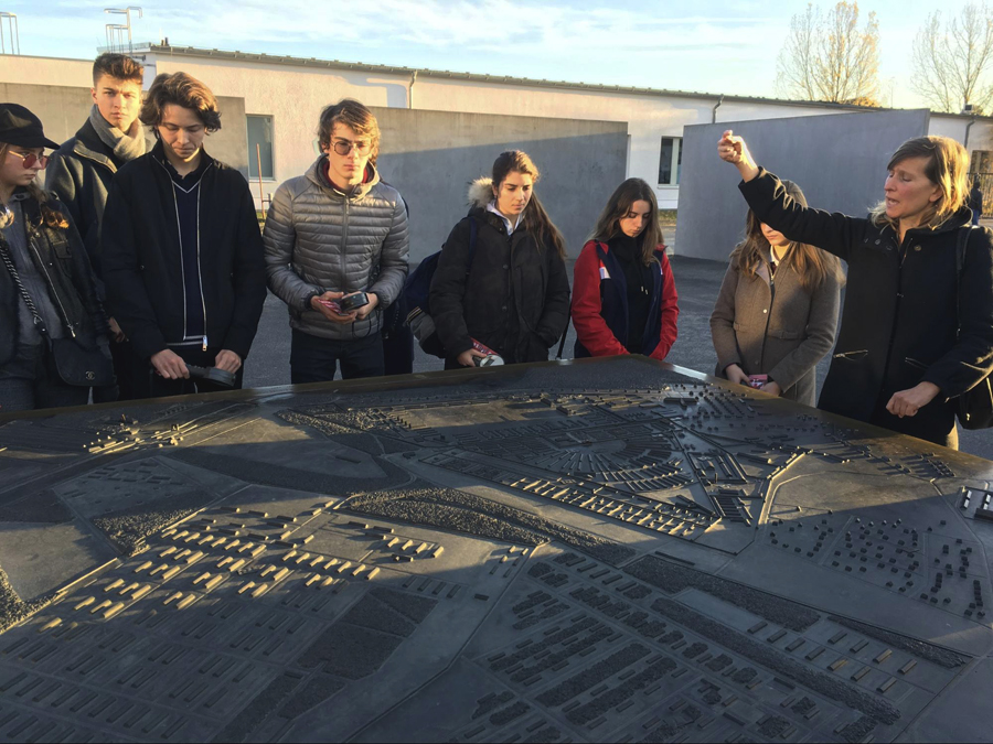 Sachsenhausen Camp Guided Tour