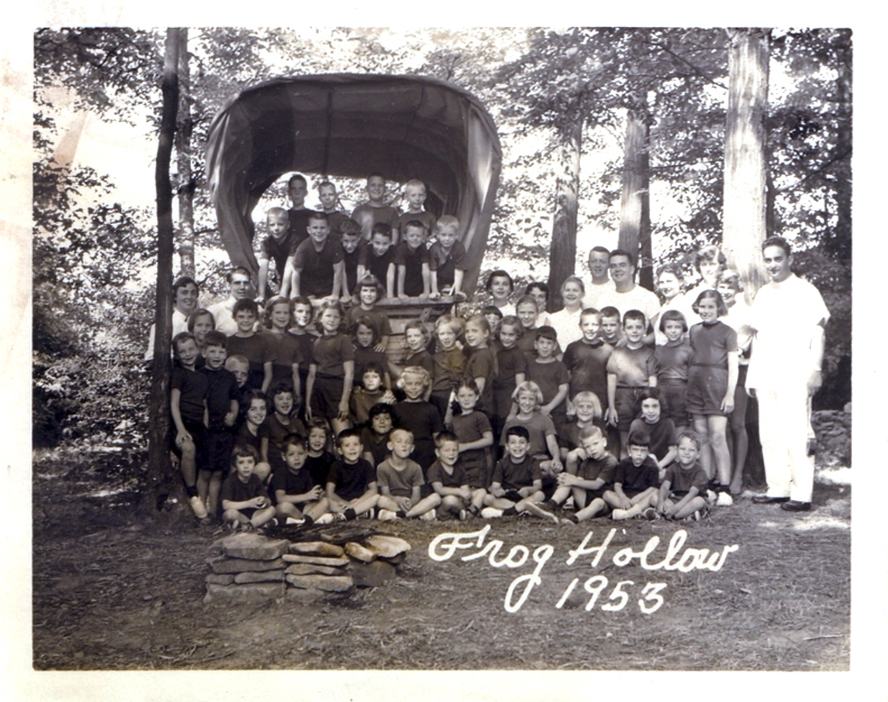 Frog Hollow 1953