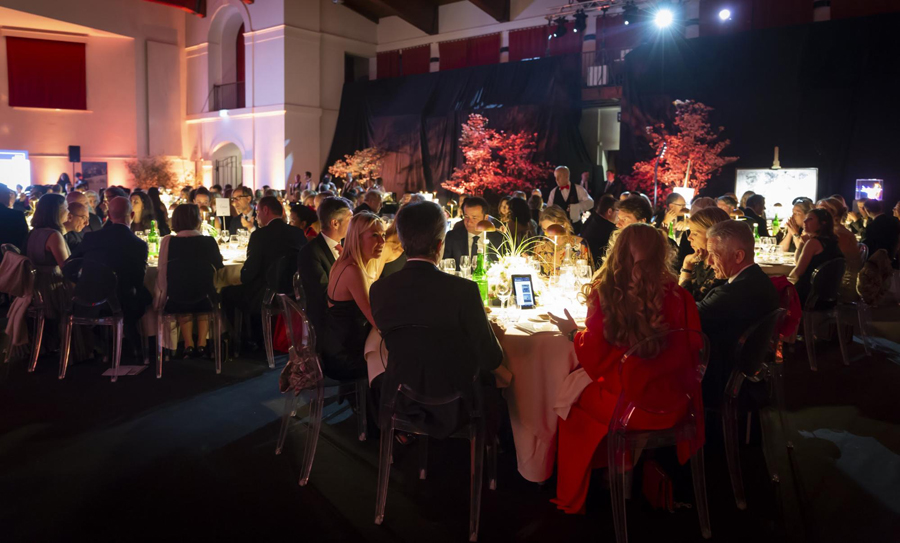 Tpa Spring Gala Raises More Than Chf 100 000 Toward New Tasis