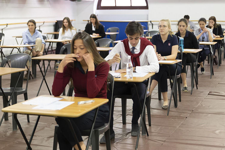 Students Perform Admirably on IB Exams