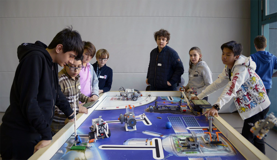 Lego League 2018-2019