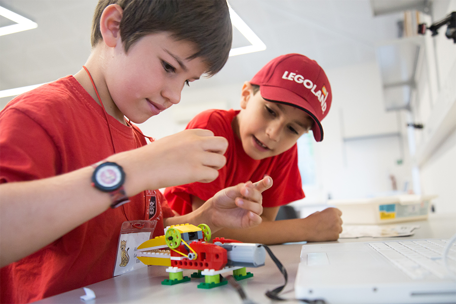 Summer Lego Robotics Program