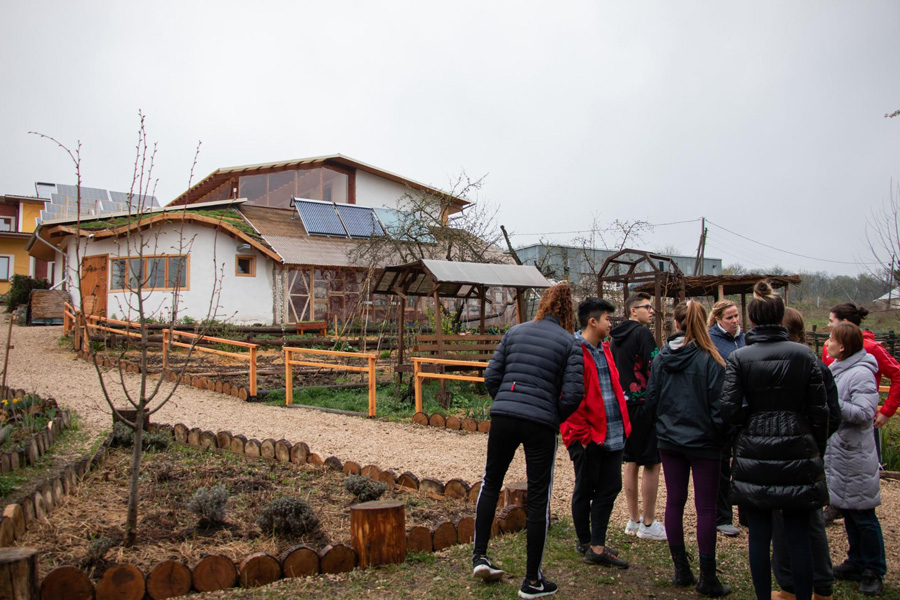 Eco-Village: The Environmental Training Center