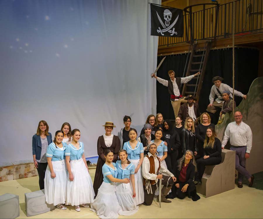 Pirates of Penzance Cast