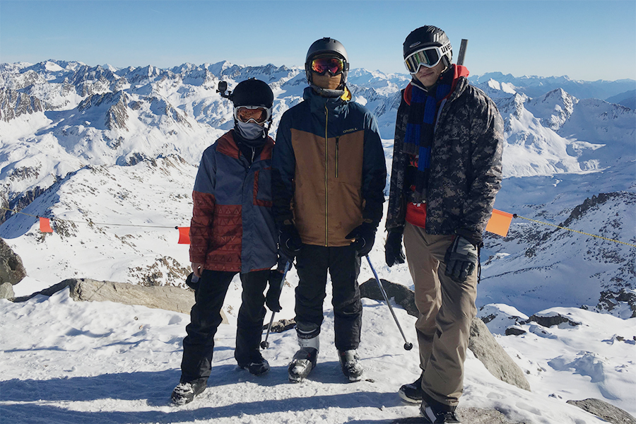 Weekend Shenanigans: A ski trip to Andermatt with my friends