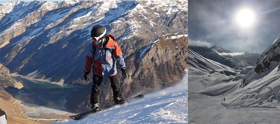 Same Old, Same Old: Another ski trip to Livigno, Italy  |  The White Ring: The stunning view in the Arlberg region