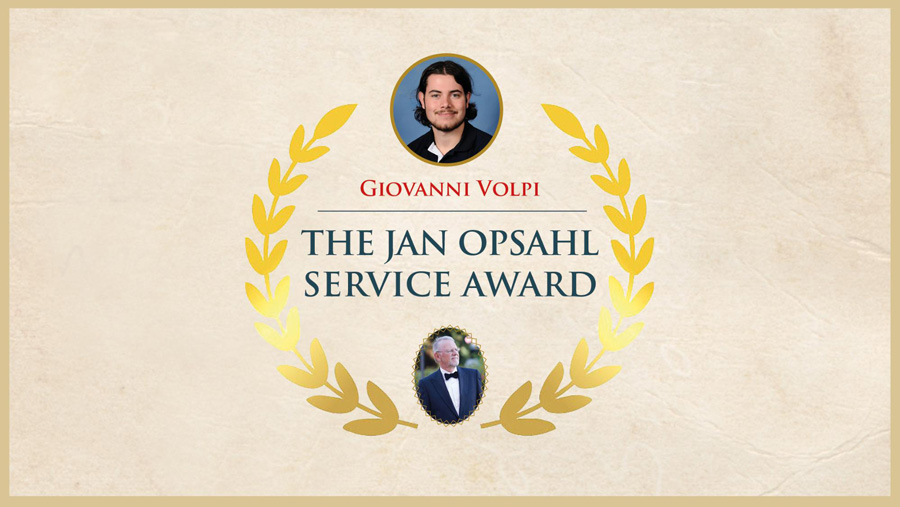 Opsahl Award