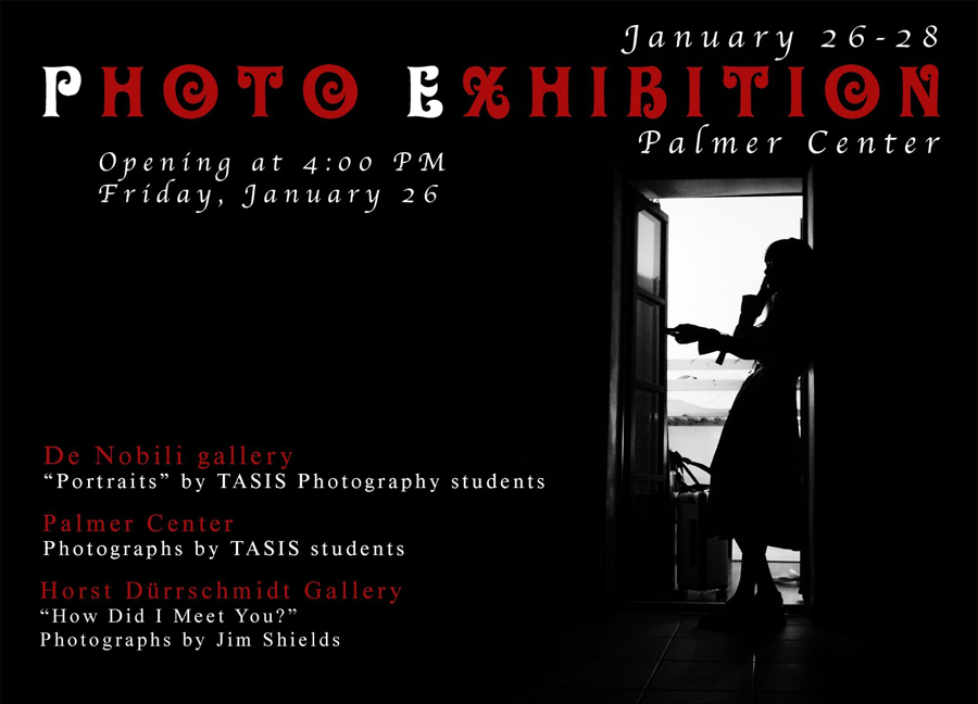 Photo Exhibit Poster