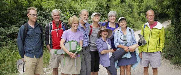 Dordogne Hike