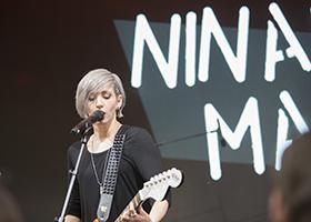 Ninah Marz '05 at EXPO Milano