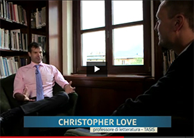TASIS - Dr. Chris Love on Il Turne