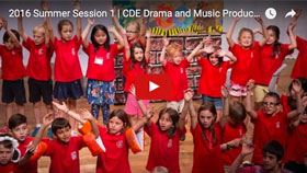 CDE Drama and Music