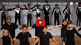 CDE Musical Imagination Station