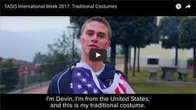 Student Films: Traditional Dress