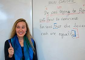 Teacher: Profile: Carolyn Heard
