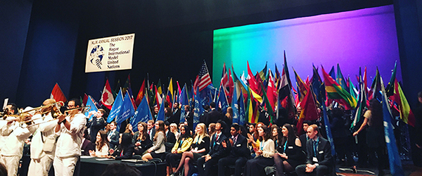 Nine Reasons Why You Should Join Model UN