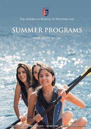 TASIS Switzerland Summer Programs 2019