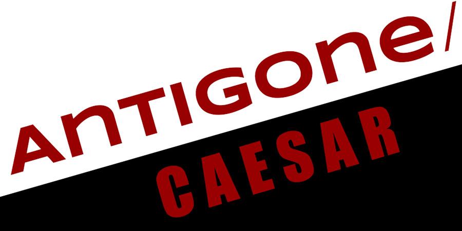 Antigone/Caesar