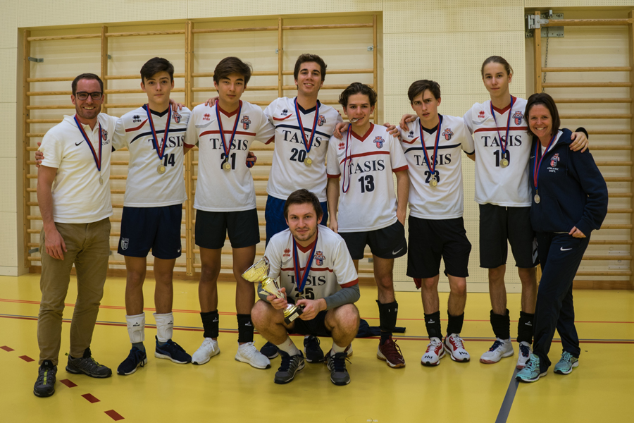 TASIS gets 2nd at 2018 SGIS Boys Volleyball Tournament