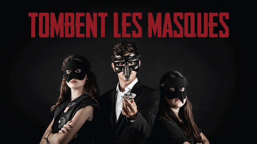 TASIS Summer Arts Festival: Tombent Les Masques