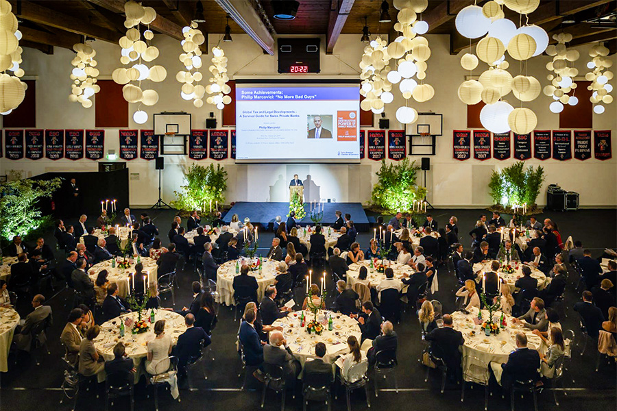 Swiss American Chamber of Commerce Dinner