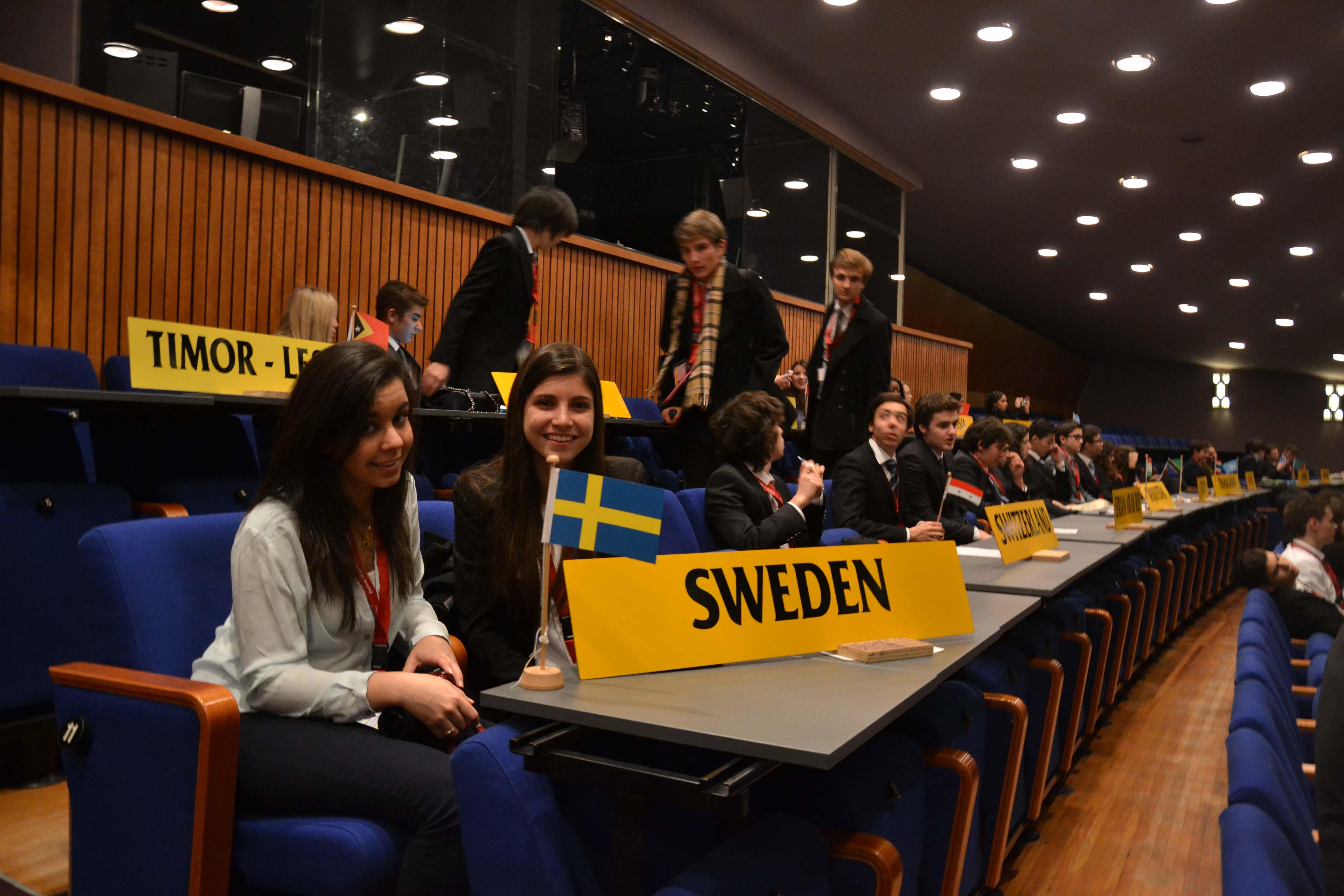 TASIS Participates in Model UN Conference